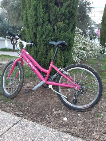 Bicicleta para menina.
