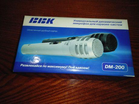 Микрофоны BBK dm-200