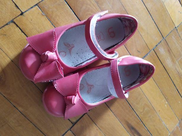 Туфли на девочку 30 рр