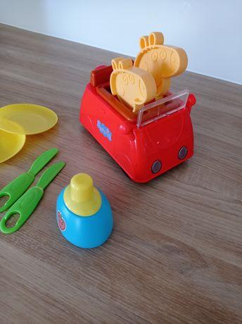 Świnka Peppa Auto/ toster
