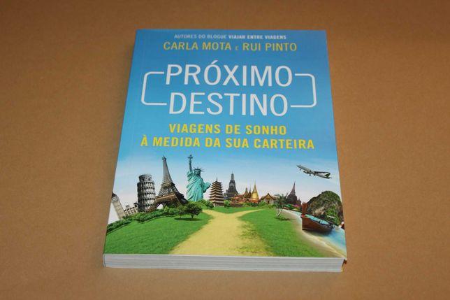 Próximo destino de Carla Mota e Rui Pinto