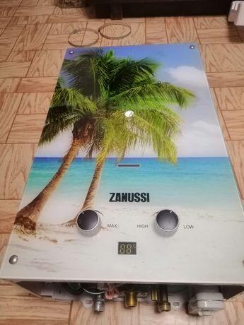 Газовая колонка (Zanussi)