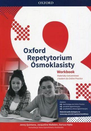 Zeszyt ćwiczeń - Oxford Repetytorium Ósmoklasisty Workbook