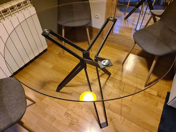 Mesa refeição/jantar redonda AREA