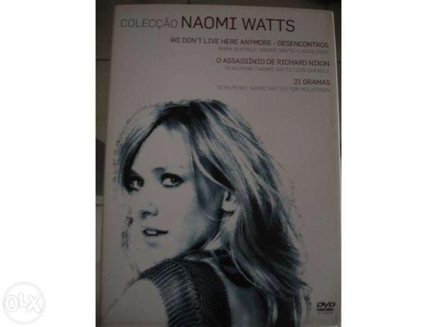 Naomi Watts - Edição de Coleccionador - 3 Filmes (NOVOS)