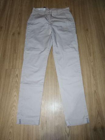 Spodnie damskie typu chino rozmiar 34 nowe