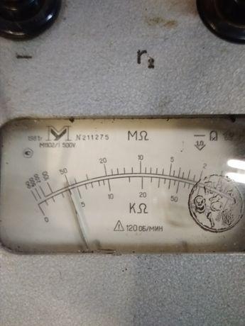 Мегоометр М1101/1