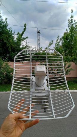 Радиоинтернет в промзоне Вишнёвого