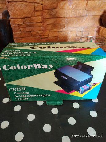 Система для принтера подачі чорнил