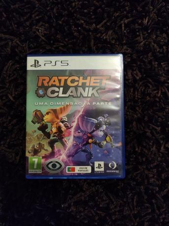 Ratchet & Clank - Rift Apart / Uma Dimensão à Parte PS5