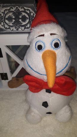 Olaf bałwan mikołaj Kraina Lodu maskotka przytulanka