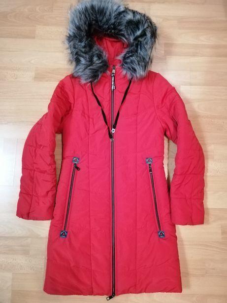 пальто зимнее размер 42