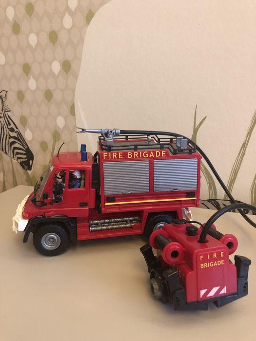 Пожарная машина Dickiе Toys Киев - изображение 1
