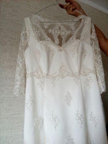 Sukienka ślubna roz .40,42,44,46