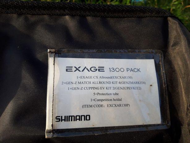 Tyczka 13 m SHIMANO Exage