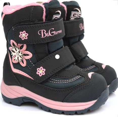 Ботинки зимние B&G termo, сапоги