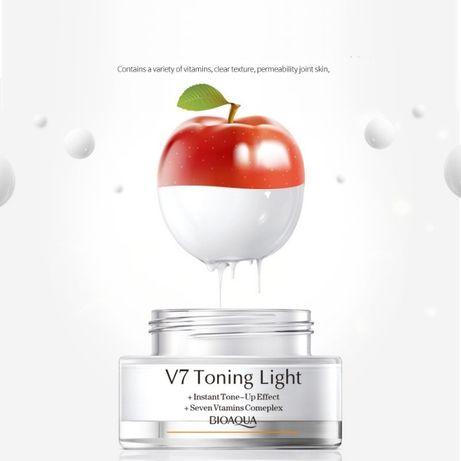 Крем - основа под макияж V7 Toning Light Bioaqua