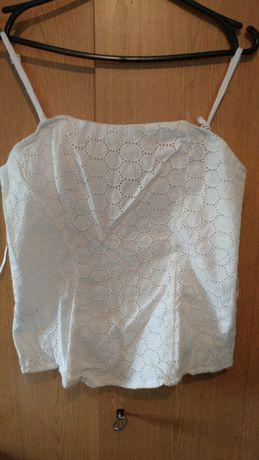 Koszulki na ramączkach. Tunika. Sweterki