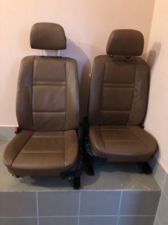 BMW X5 E70 Fotele