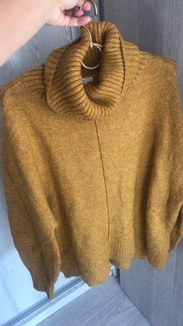 Hm sweter golf r s nowy Zara
