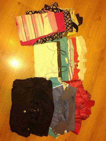 Paczka ubrań dla dziewczyny roz.122-128
