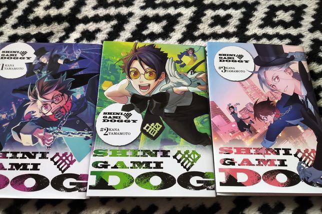 Manga 3 czesci