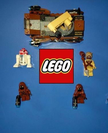 ^РАРИТЕТ^ Лего Звёздные Войны 75198 Боевой набор планеты Татуин
