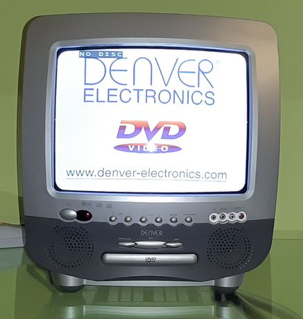 Telewizor z DVD Denver 14 cali