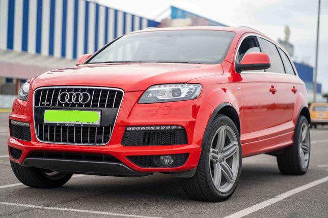 Продам авто Audi q7  4.2 TDI дизель
