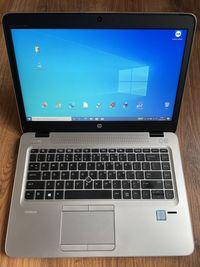 """Laptop HP EliteBook 840 G4 i5-7300U/8GB/256SSD+500HDD/14,1""""FHD/FP/SC"""