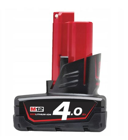 Milwaukee M12B4 4Ah Akumulator 12V