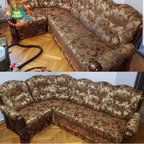 Чистка килимів та м'яких меблів