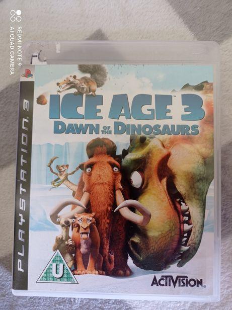 Ice Age 3 epoka lodowcowa na PS3 rarytas