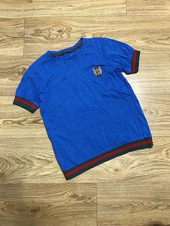 8-9 лет футболка в стиле Gucci на мальчика 8-9 лет
