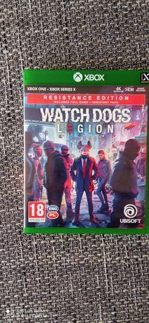 Watch dogs legion / call od duty cold war