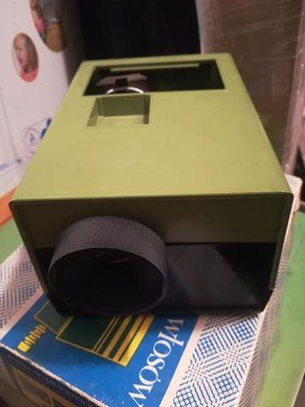 Rzutnik projektor ania B9 S1 +4 kliszy
