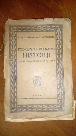 Podręcznik do historii z 1935