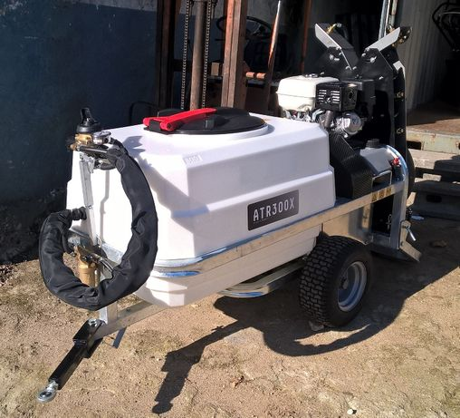 Pulverizador de Turbina [Rebocável / Motor] - 300lts