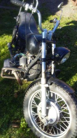Мотоцикли МТ-36 1980р