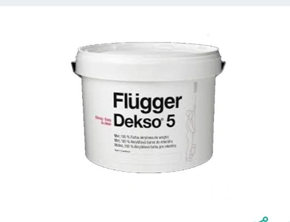 Flugger S2 sufitowa biała