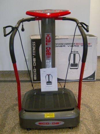 Placa Vibratória fitness