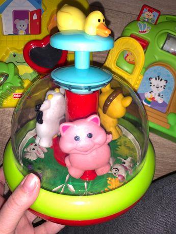 Игрушки Fisher-Price Kiddieand Toy