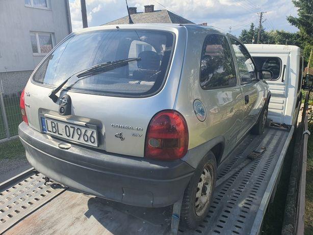 Opel corsa 1.0 benzyna