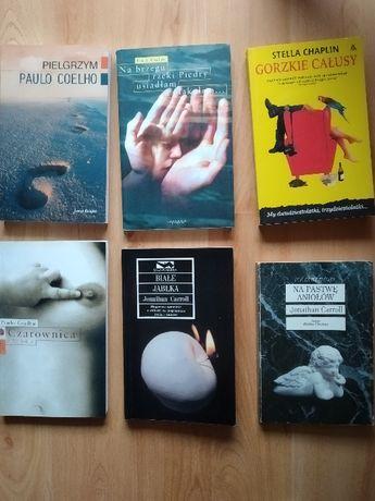 Zestaw 6 książek P. Coelho i inne