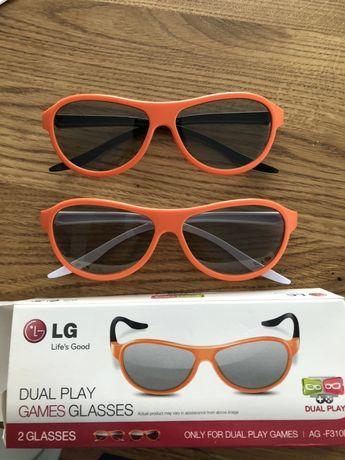 Okulary do dual play