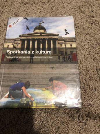 Książka Spotkania z kulturą