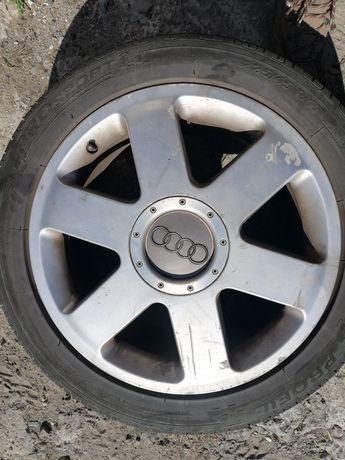 alufelgi Audi 5 x 100 17 cali