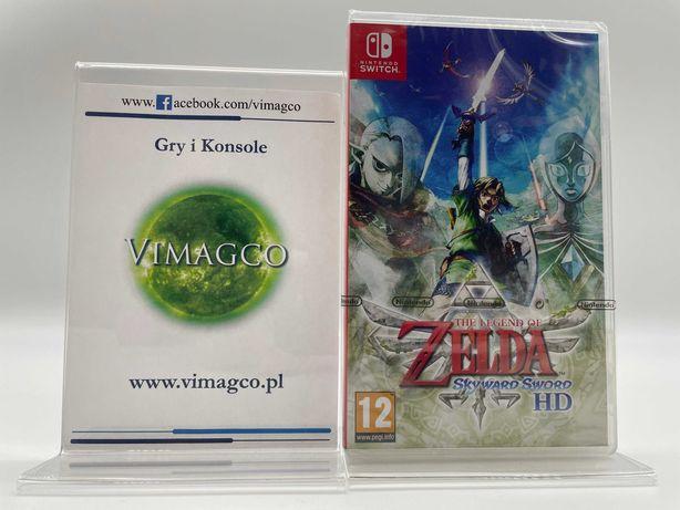 Zelda Skyward Sword HD Nintendo Switch sklep Vimagco Bydgoszcz GiK