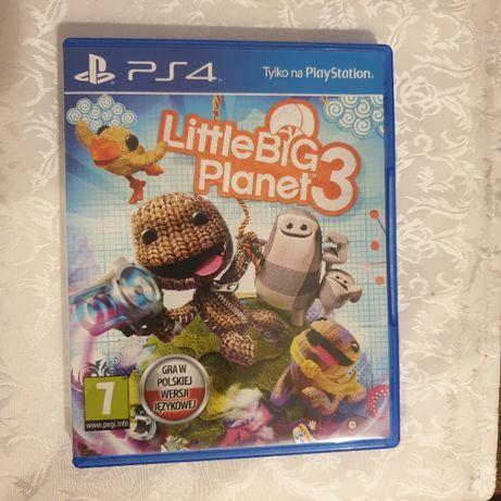 Little big planet 3 PS4 wersja polska
