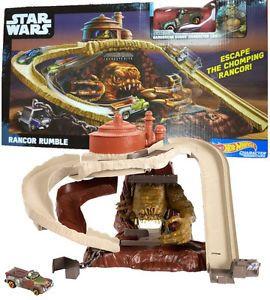 Новый Трек Hot Wheels Хот Вилс Star Wars Rancor Rumble Track Mattel